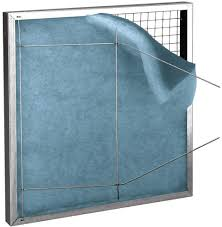Filter holding frames overspray market for Paint booth filters 20x20