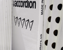 The Accordion Poly-Back Baffle