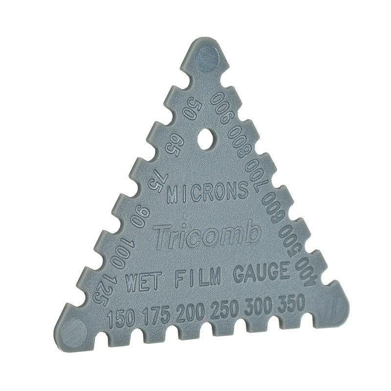 Tricomb Disposable Wet Film Gauge